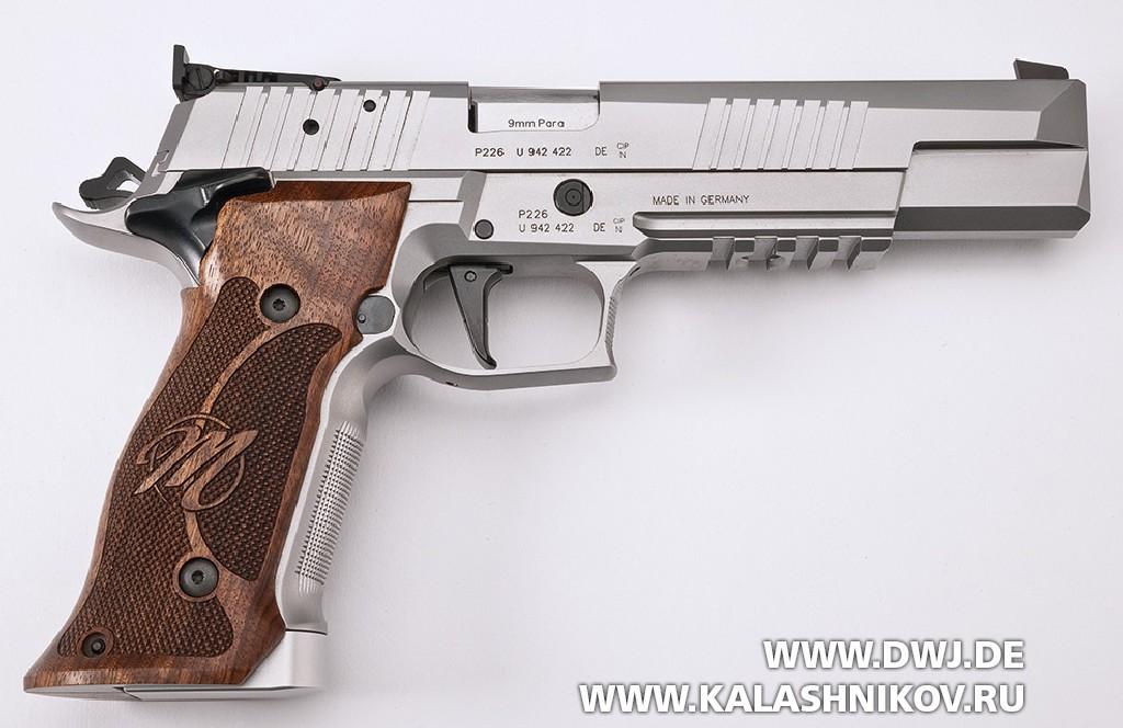 Пистолет SIG Sauer P226 PPC
