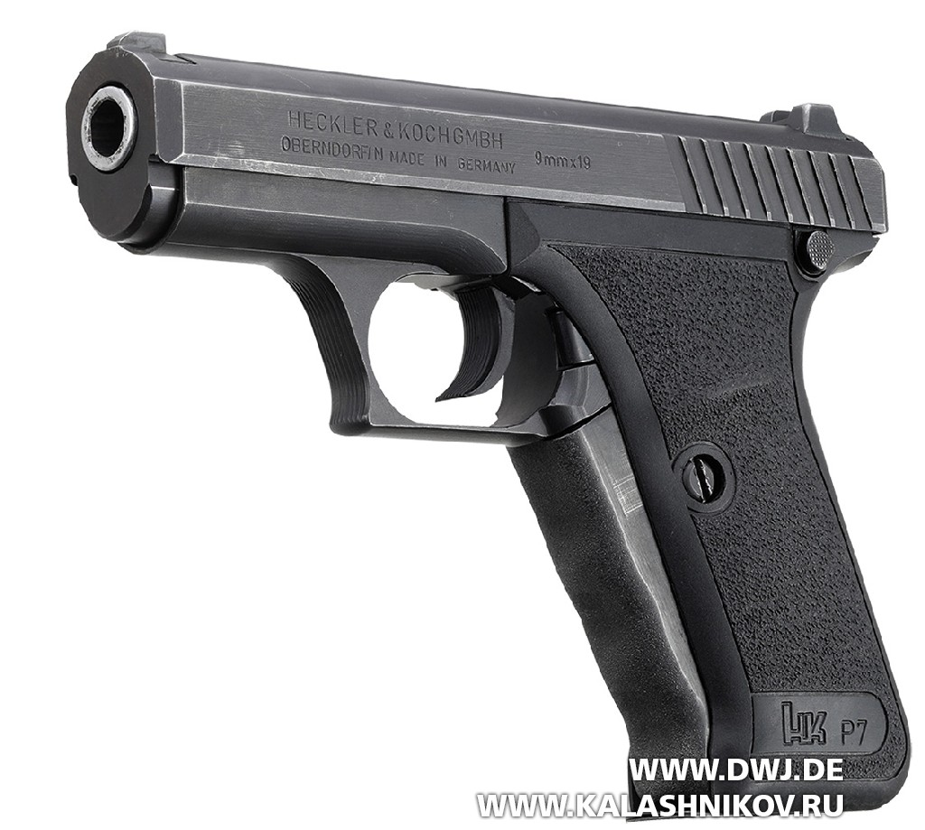 Пистолет P7 Heckler & Koch