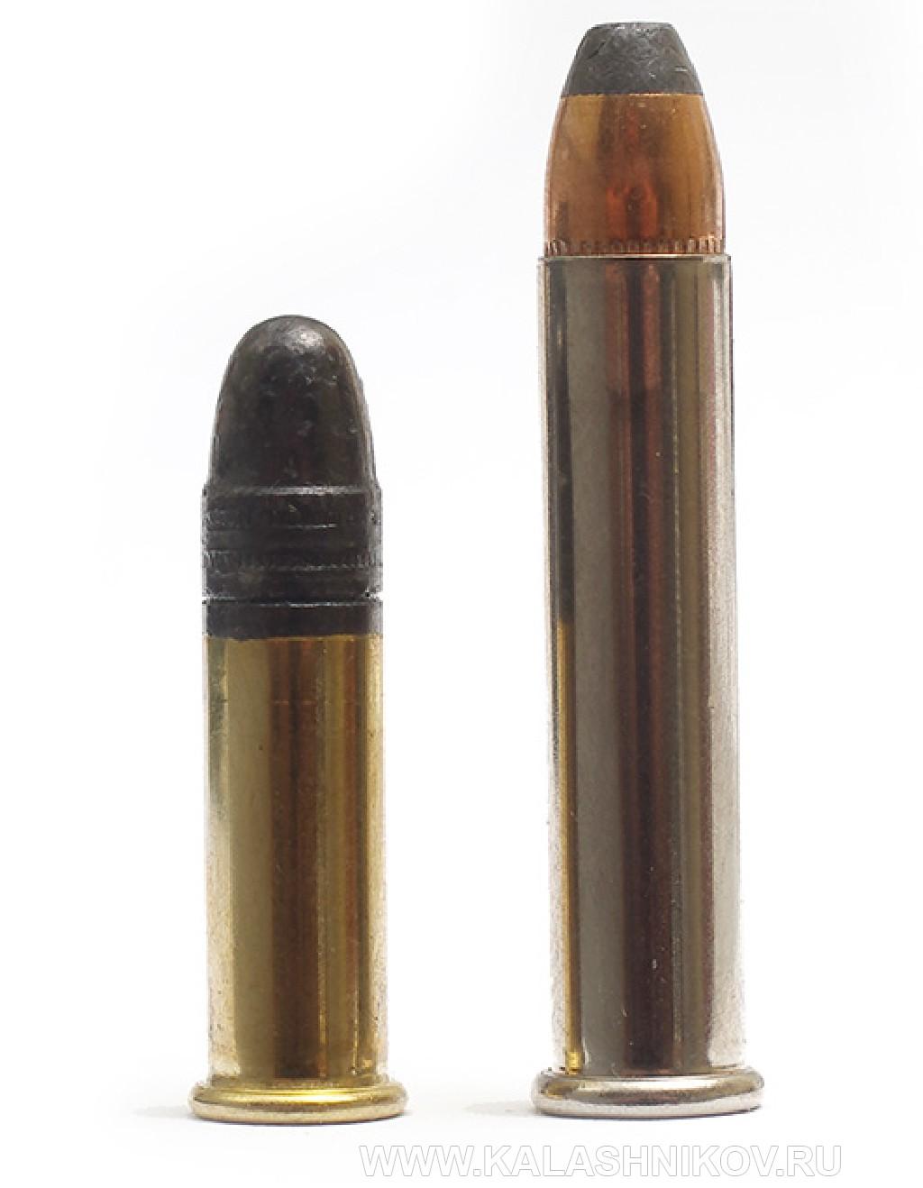 Гильза патрона .22 WMR