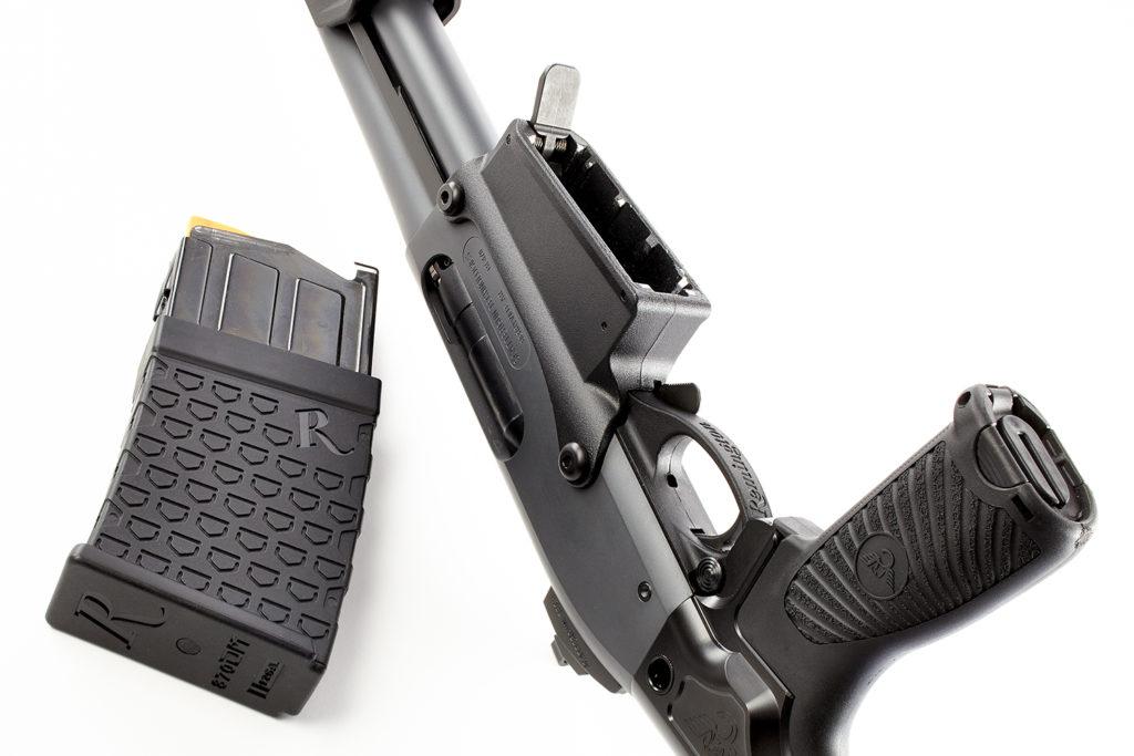 Remington 870DMMFS, магазин, патроны, ружьё