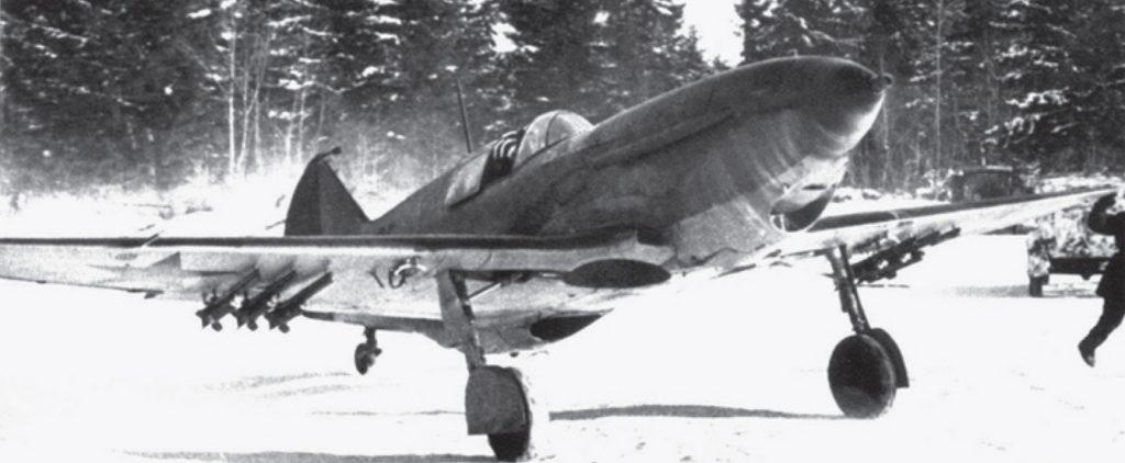 27-мм пушка Таубина, ЛАГГ-3, авиационная пушка