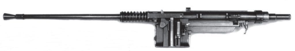 Пулемёт АП-12,7, авиационный пулемёт, Таубин