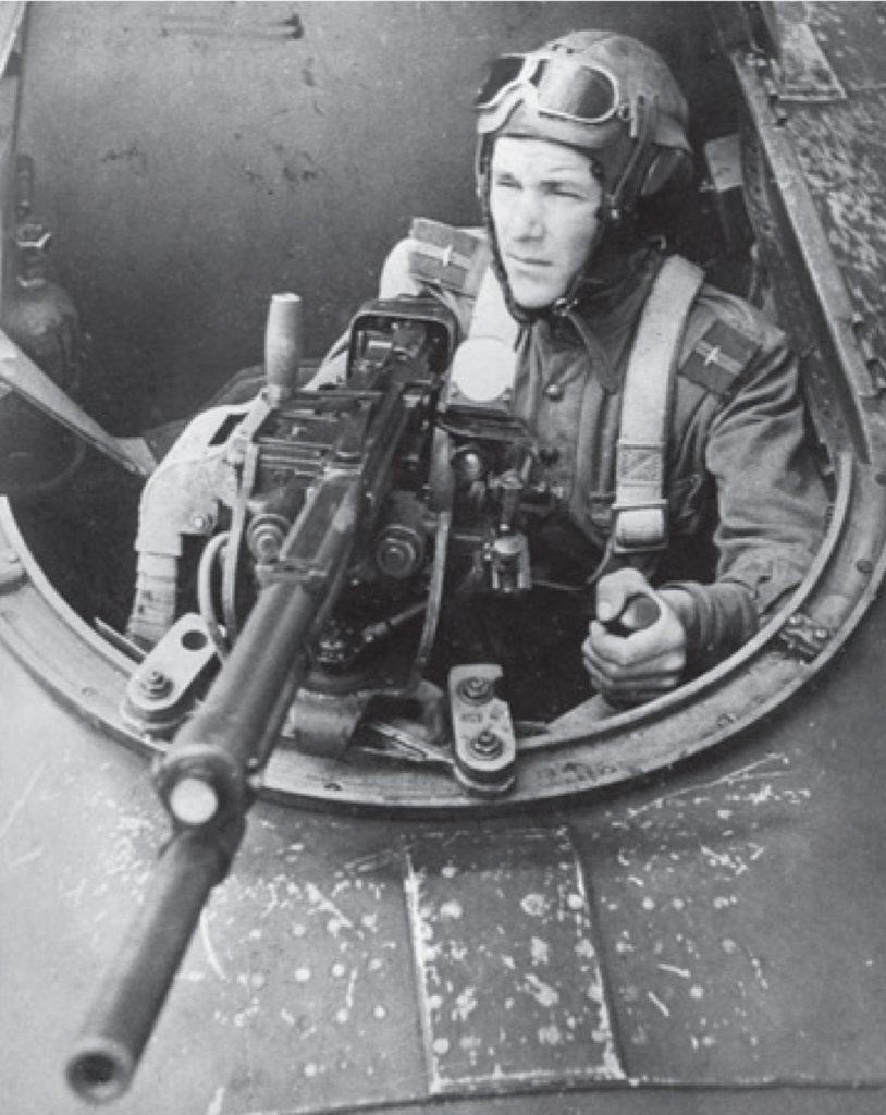 Универсальный пулемёт Березина (УБ), 12,7х108, авиационный пулемёт