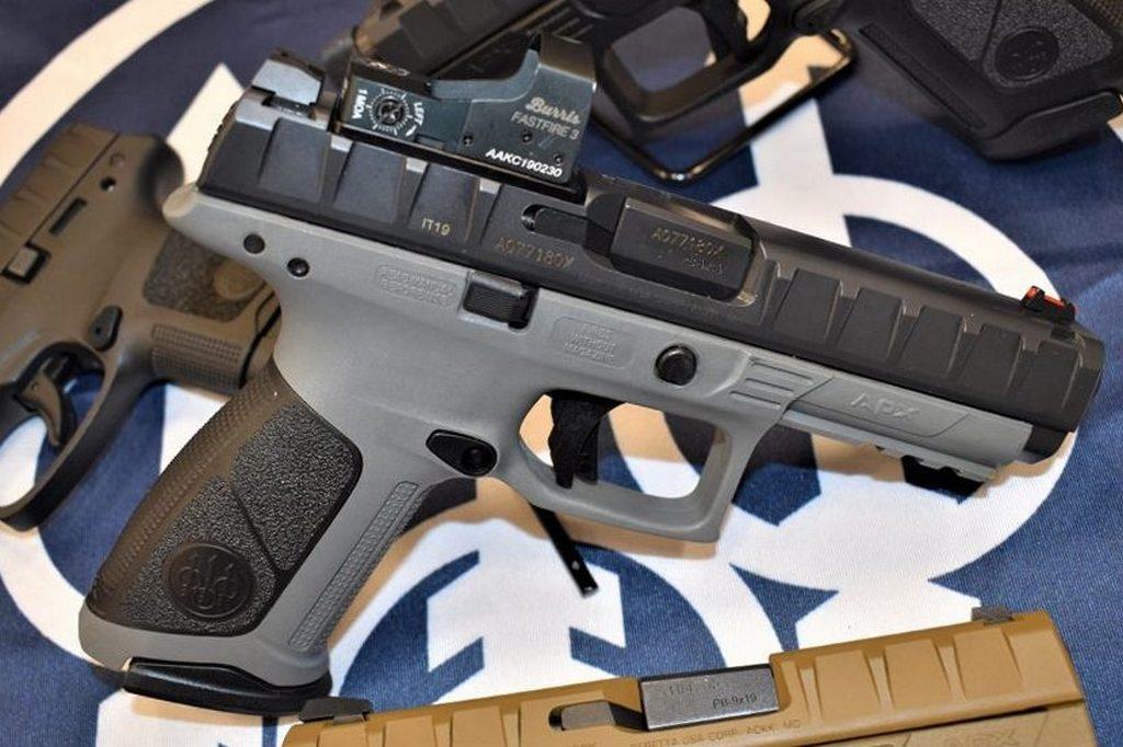 Beretta APX Target