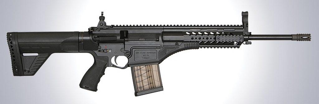 MPT-76, assault rifle, штурмовая винтовка, турция