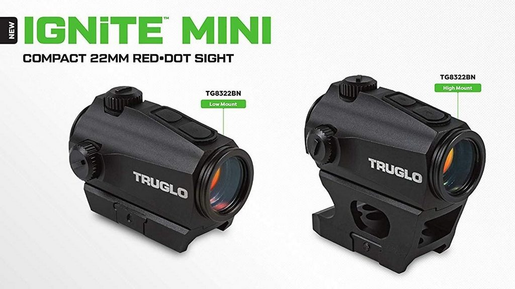 Truglo IGNiTE mini, red dot