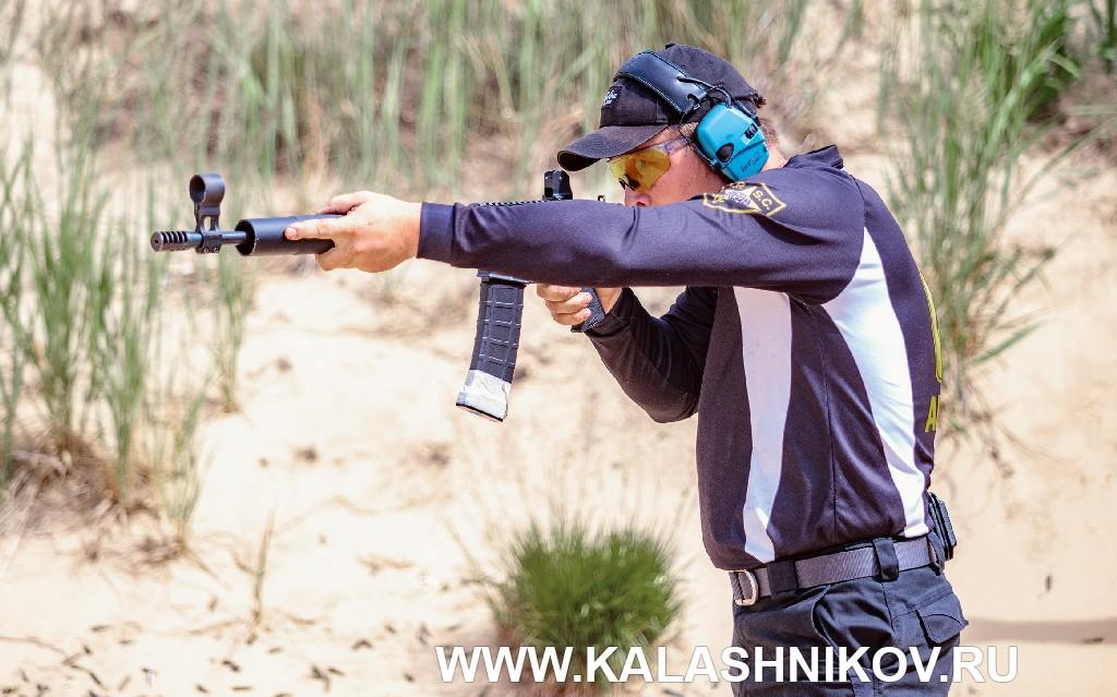 Чемпионат России попрактической стрельбе изкарабина. Фото 4