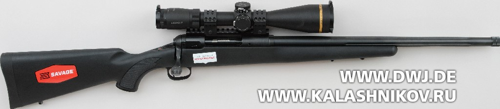 винтовка Savage Modell 10 калибра 6,5 mm Creedmoor