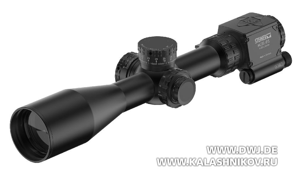 оптический прицел Stiner M7Xi IFS 4–28x56