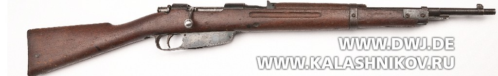 Винтовка Monschetto M38