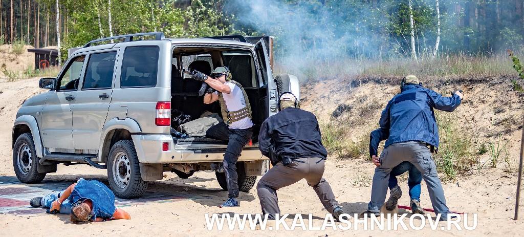 Чемпионат России попрактической стрельбе изкарабина. Фото 6