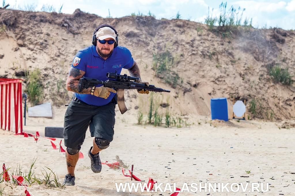 Чемпионат России попрактической стрельбе изкарабина. Фото 1