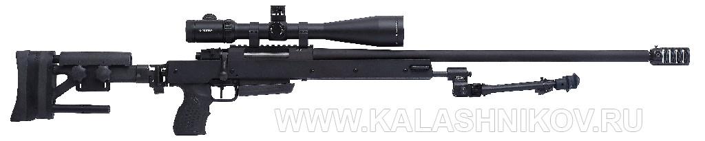 Магазинная винтовка Zastava LK M07AS Match калибра .308 Win.