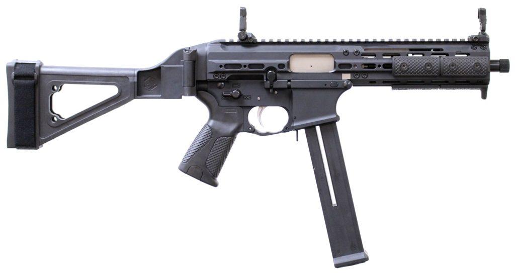 Пистолет-карабин, LWRCI,SMG-45, PPC, .45 acp