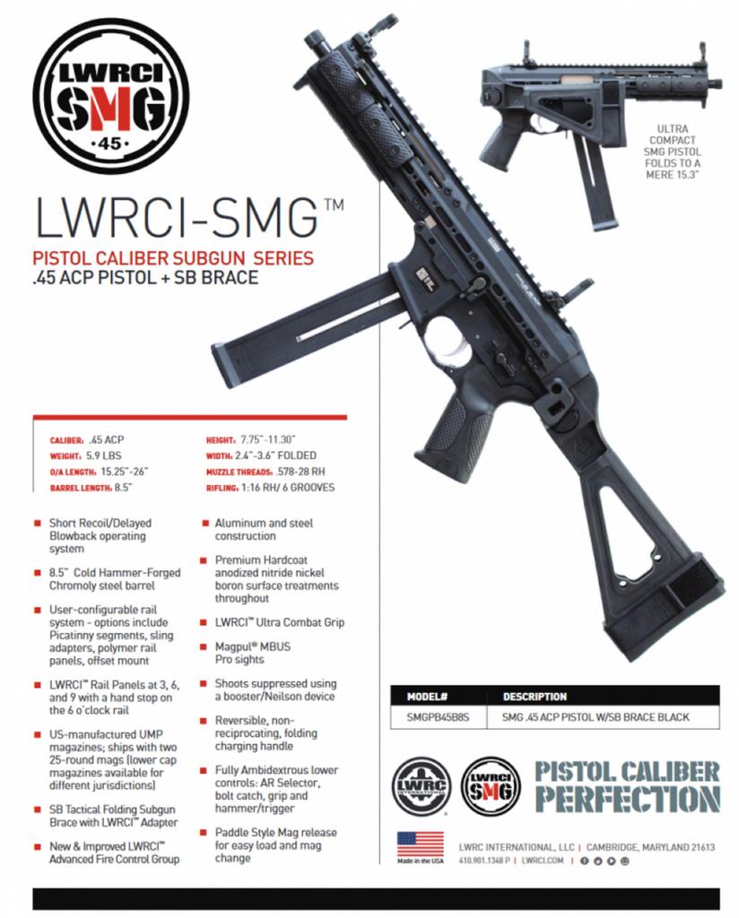 pcc, LWRCISMG-45