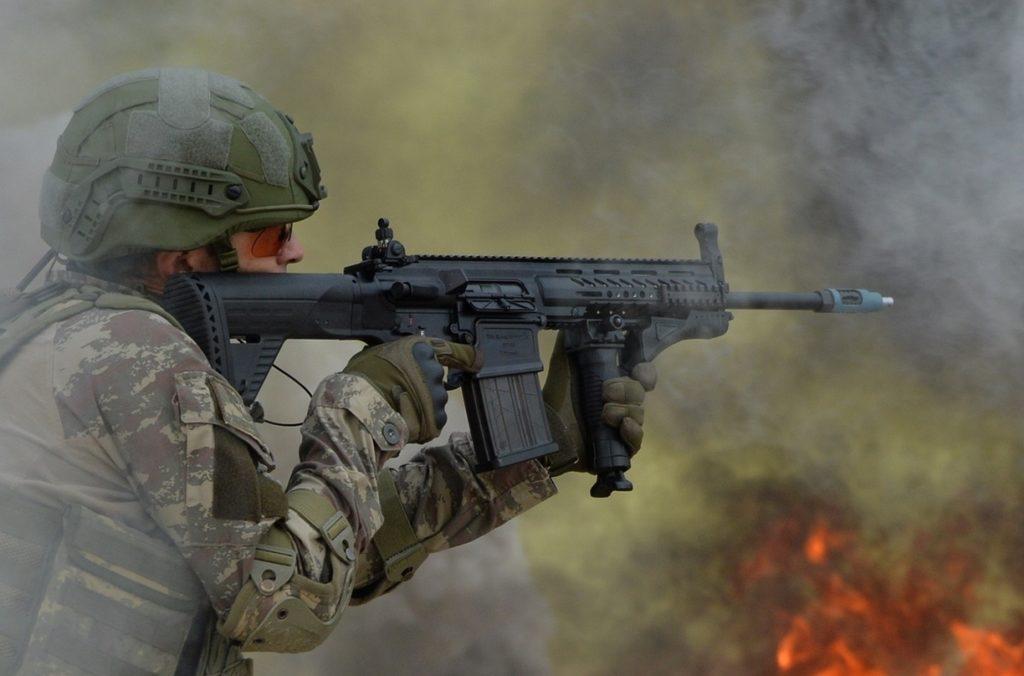 винтовка MPT-76