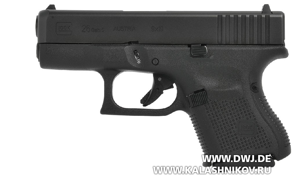 Пистолет Glock 26, Baby-Glock