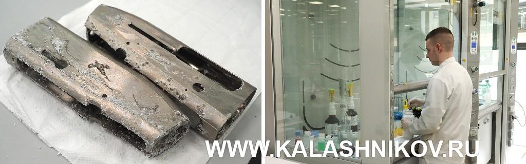 Метрологическая лаборатория Beretta. Проверка износостойкости оружия