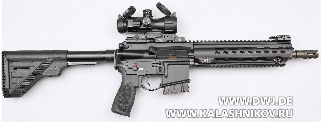 винтовка HKMR223 А3