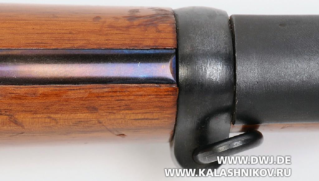 Шведский карабин m/94, пружина ствольной обоймы