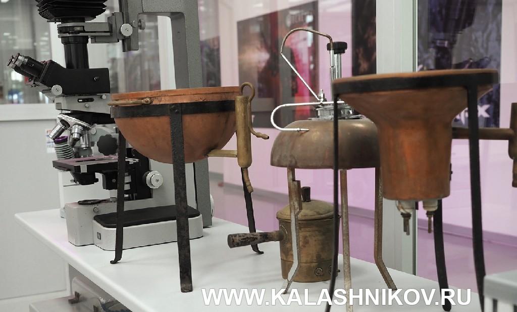 Метрологическая лаборатория Beretta. Музейные экспонаты. Фото 1