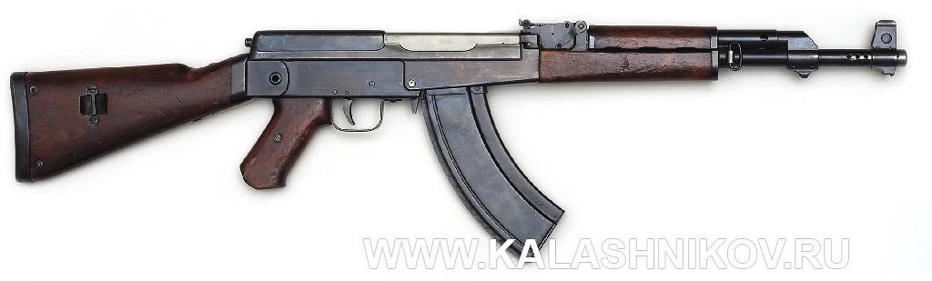 Автомат Калашникова АК-46 № 1