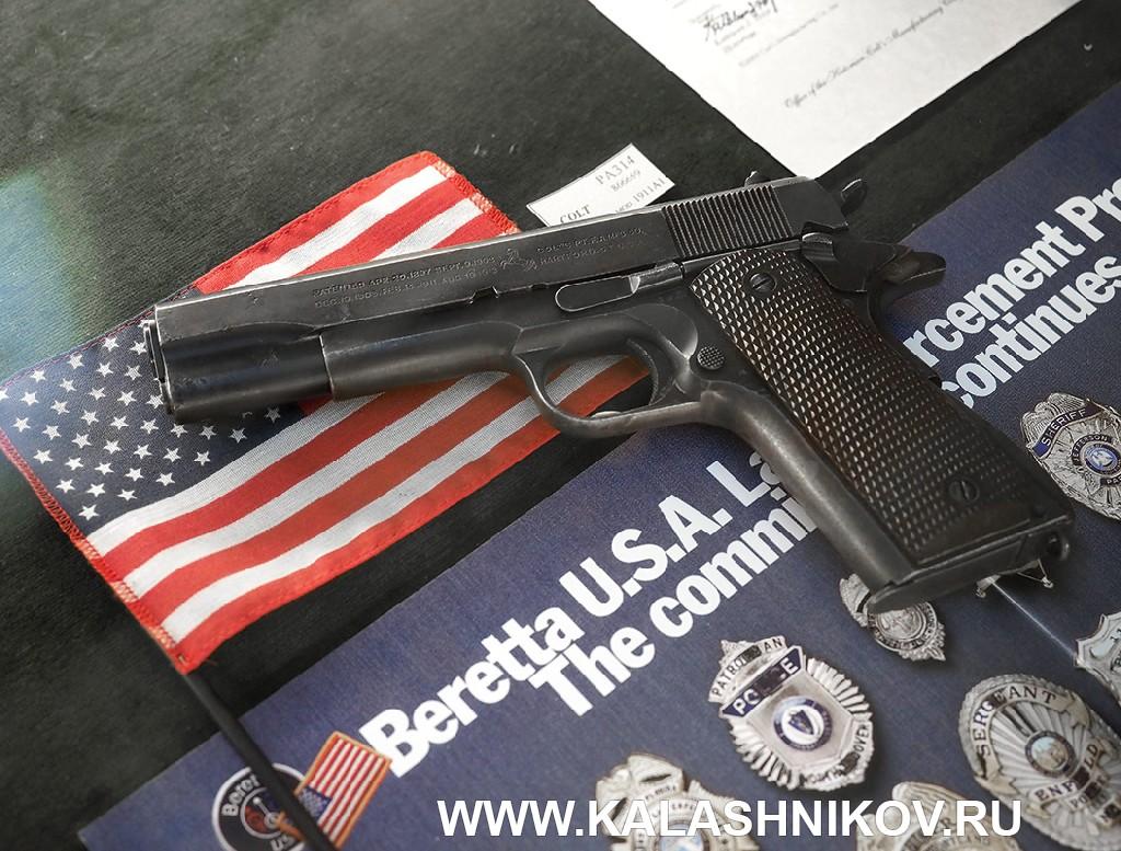 Оружейная коллекция Beretta. Фото 3