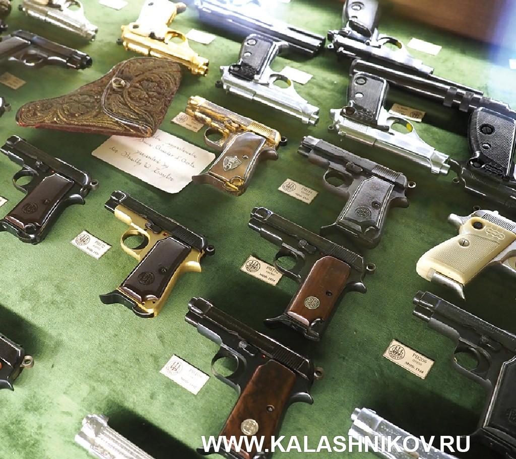 Оружейная коллекция Beretta. Фото 4