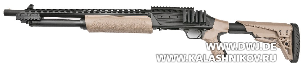 Помповое ружье Mossberg 500 ATI Scorpion Tactical