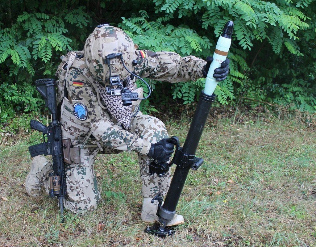 Rheinmetall, RSG60