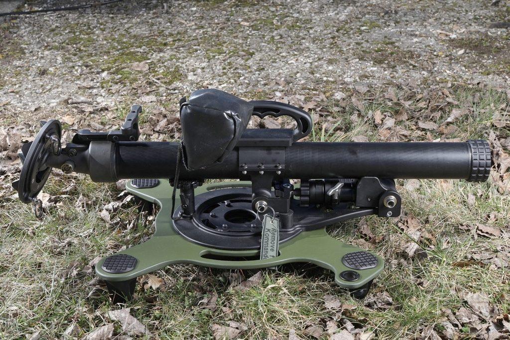 Rheinmetall RSG60, миномёт