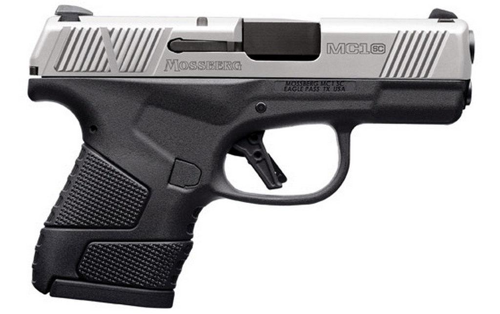 Mossberg MC1sc, пистолет, короткоствол