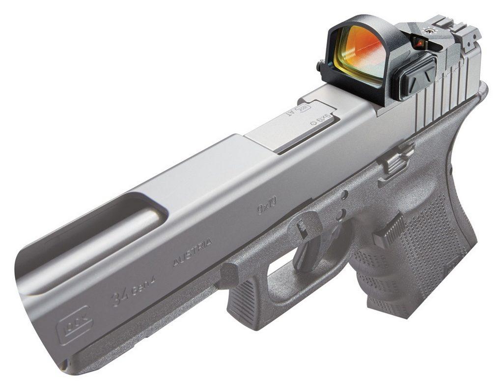 Bushnell AROptics, Advance Micro Reflex, Glock 34 Gen 4