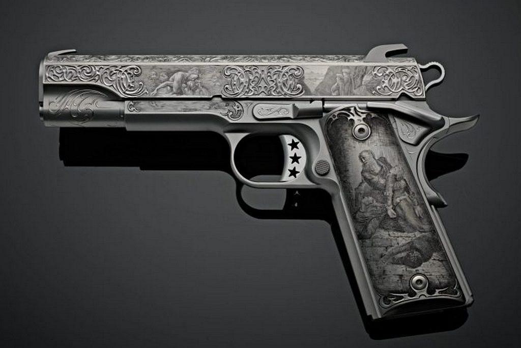Cabot Guns Dante's Inferno