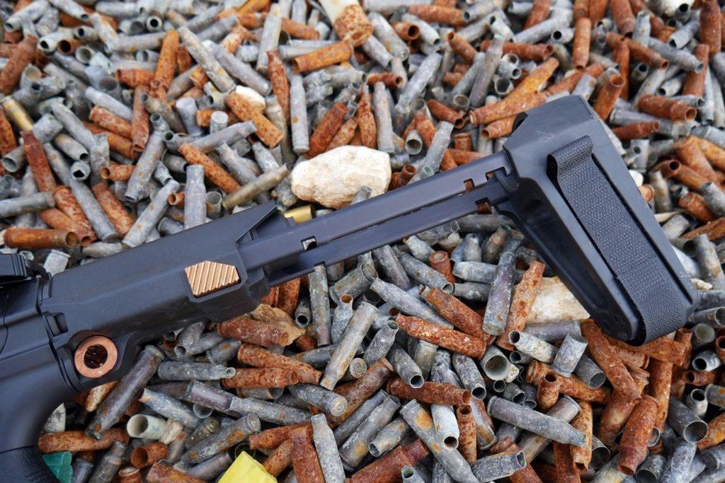 SBC, пистолет, Noveske Space Invader