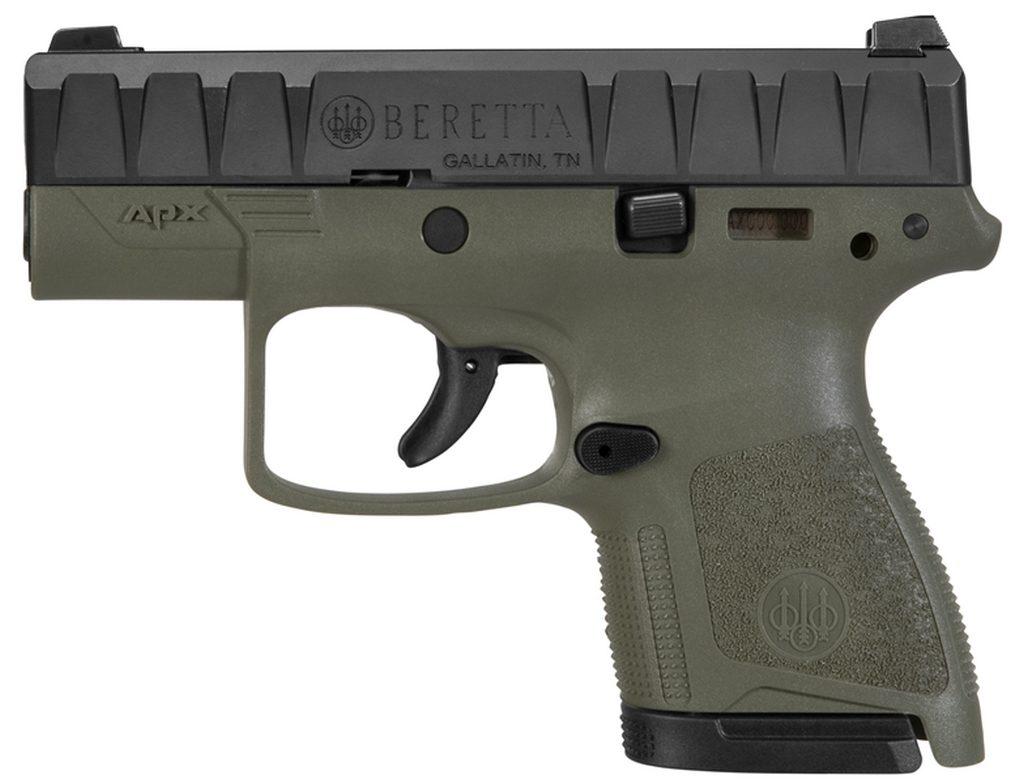 Beretta APX Carry, ODGreen