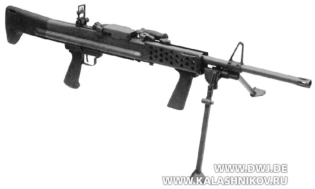 Ручной пулемёт Colt CMG-2