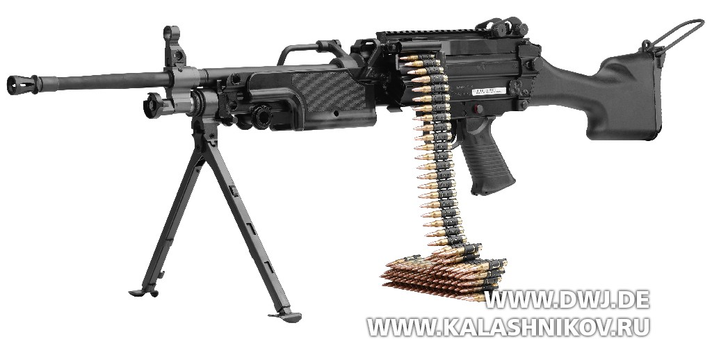 пулемёт FN MINIMI