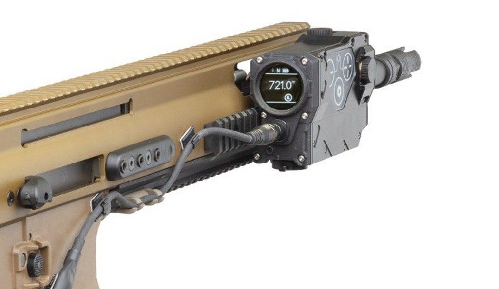 FNBallistic Calculator, RS232, Bluetooth