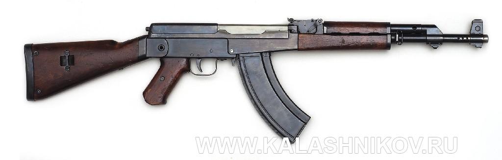 Автомат Калашникова АК-46 №1 (АК-1)