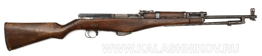 7,62 самозарядный карабин М.Т. Калашникова-Петрова СККП 1944-45 гг.