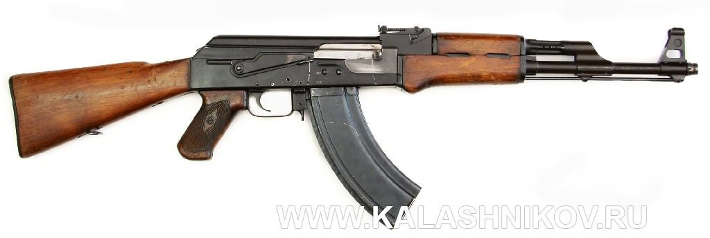 Автомат Калашникова АК-47 №1