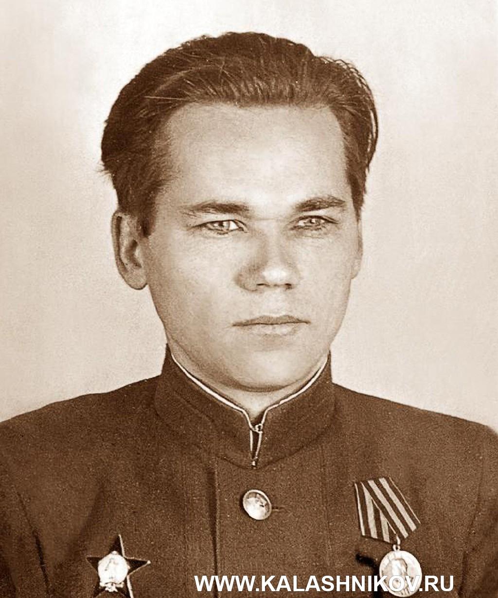 М. Т. Калашников. Фото из архивов