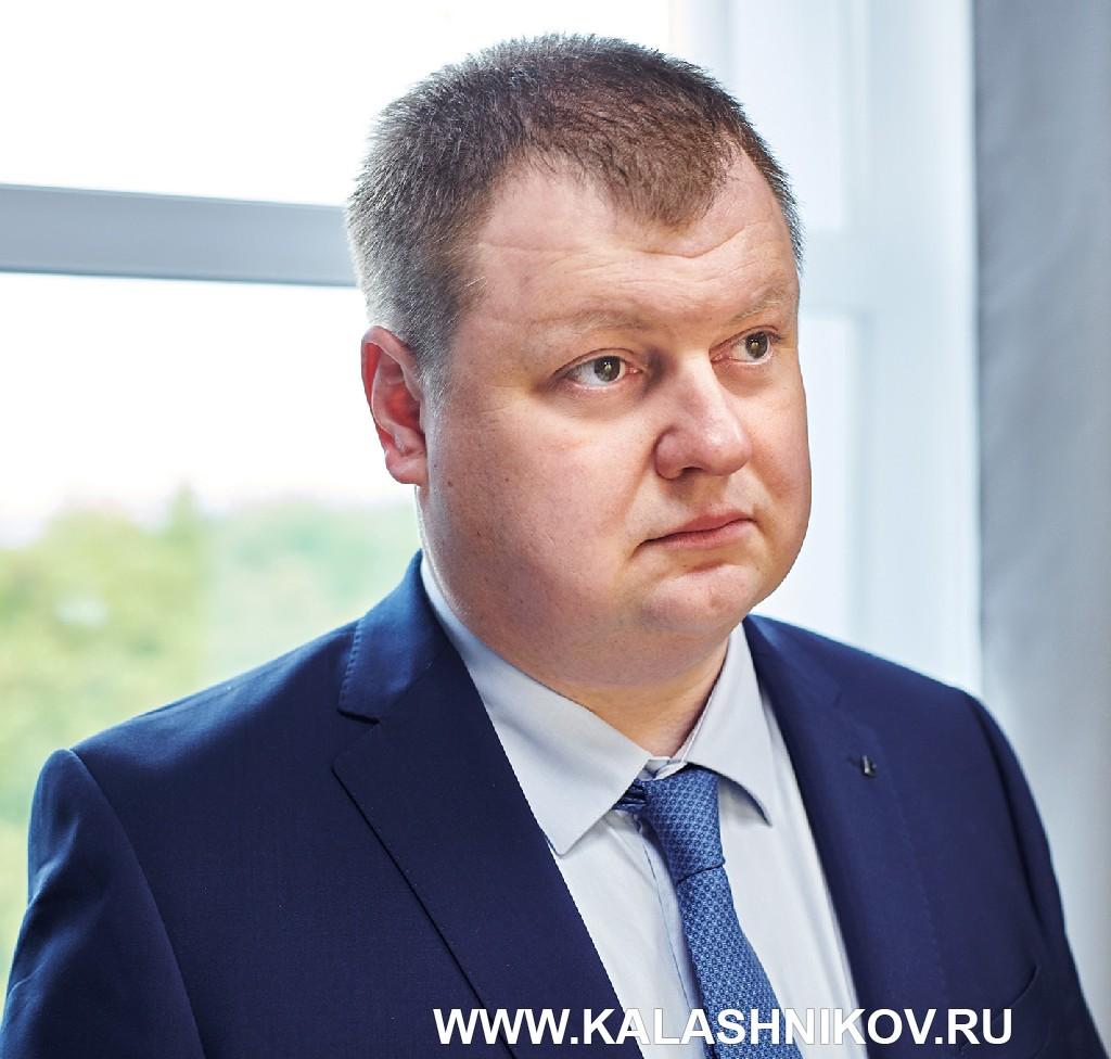 учредитель российской оружейной компании Bespoke Gun Олег Владимирович Рогожин