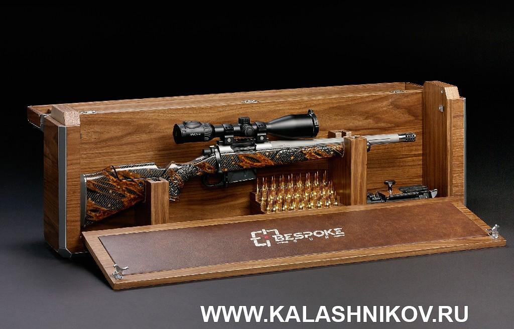Высокоточная винтовка Bespoke gun