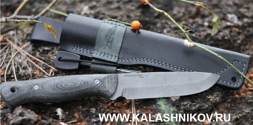 Ножи серии «Бушкрафт» отроссийского бренда N.C. Custom. Фото 3