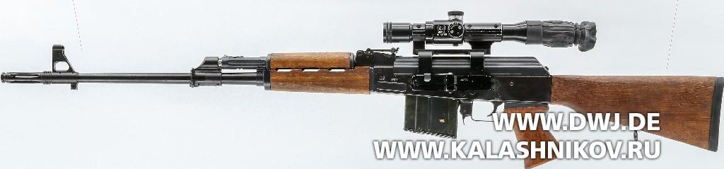 Винтовка Zastava М76