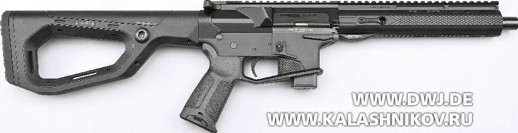 Карабин Hera Arms AR-15 калибра 9 mm Luger. Вид справа