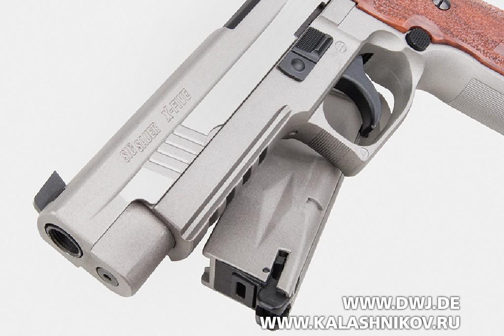 Газобаллонный пистолет Sig Sauer Р226. Магазин и пистолет