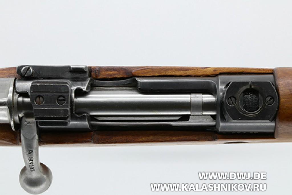 Винтовка Zastava M 48B. Основание для поворотного кронштейна